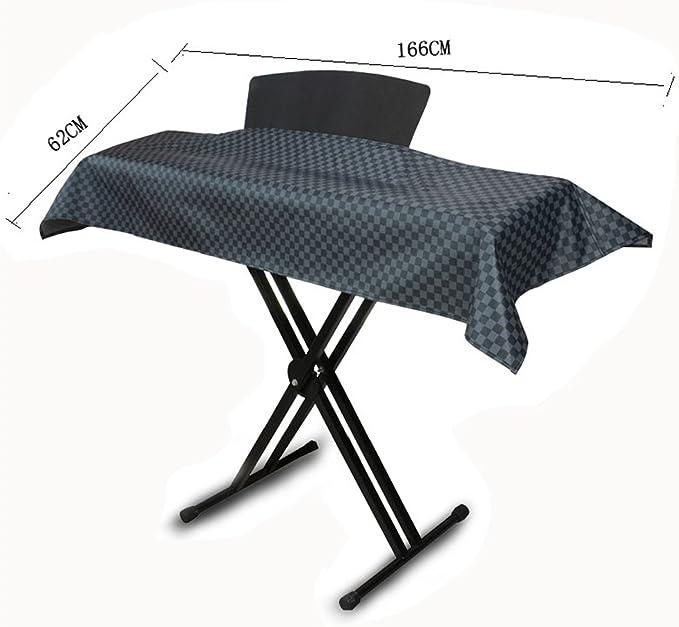 Cubierta antipolvo para teclado universal de 76/88 teclas y piano digital, con ranura para soporte de partituras, impermeable con protección de piel ...