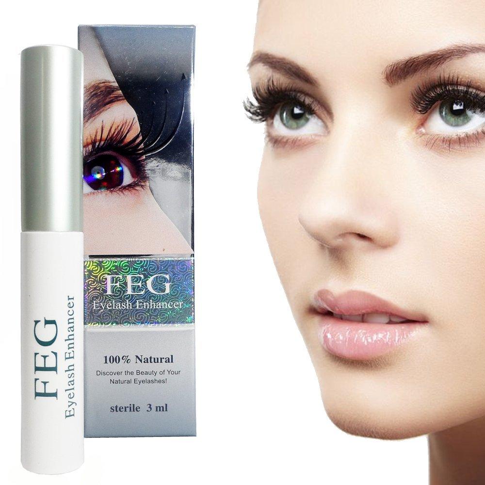 Amazon Feg Eyelash Enhancer Rapid Growth Serum 100 Natural