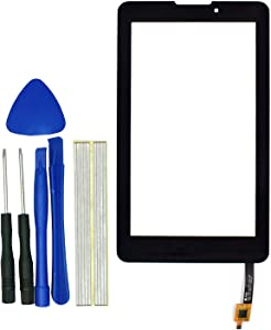 klesti Tablet Replacement Digitizer Screen Parts for Acer Iconia Tab 7 A1-713(Black)