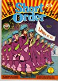 img - for Short Order Comix #2 book / textbook / text book