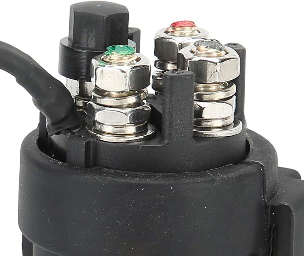 Gorgeri 4 temps Power Trim Tilt Down Relay Treuil T/él/écommande Kit Sol/éno/ïde Relais Fit pour 1991 130TLRP//150HP 150TLRR//150HP 150TXRR Remplacement 6E5-8195C-01-00