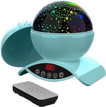 Sky Lamp Kids Lightme Stars Proyector LED de luz Nocturna Lámpara ...