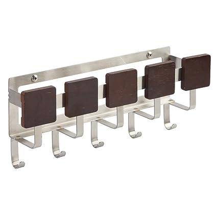 Charmant InterDesign Formbu Mail Holder And Key Rack Organizer U2013 Wall Mounted Letter  Shelf And Key Hooks