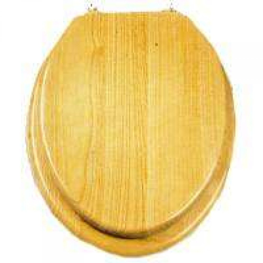 "Mintcraft T-19wo-3l China Oak Toilet Seat 19"" low-cost"
