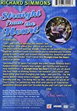 Richard Simmons Food Mover Kit and Straight From the Heart Motivational DVD
