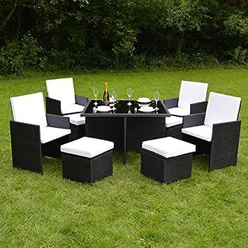 La Colección de Bianchi (Negro) por Eden Muebles - Exterior/Jardín ...