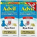 Infants Advil Ibuprofen Medication, White Grape, 1 oz (Pack of 2)