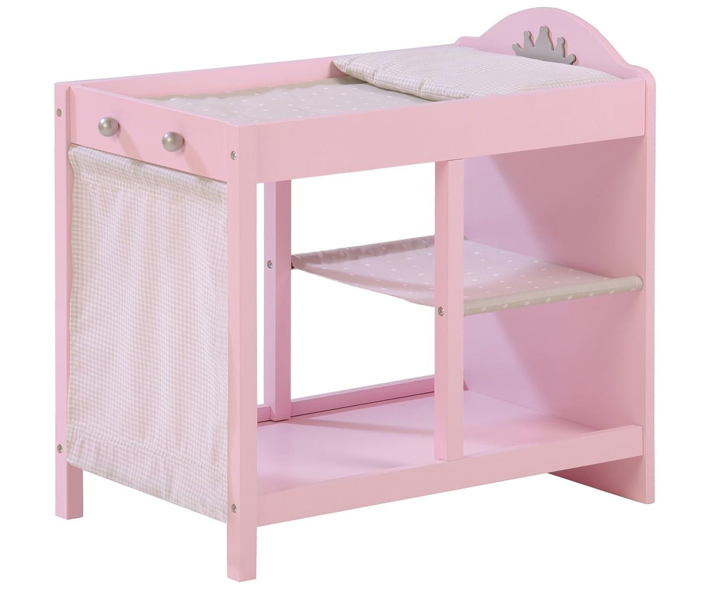 table a langer pour poupon en bois. Black Bedroom Furniture Sets. Home Design Ideas