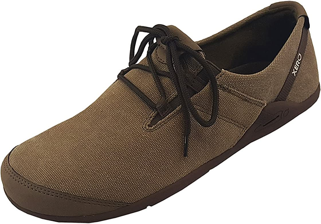 2558f0787936f Amazon.com | Xero Shoes Casual Canvas Barefoot-Inspired Shoe - Men's ...