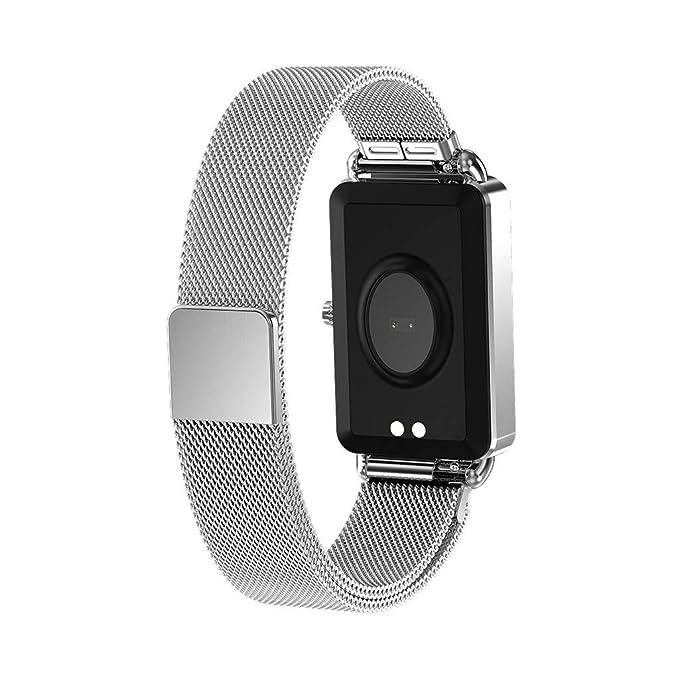 Amazon.com: NOMENI Smart Watch Fitness Tracker Deluxe ...