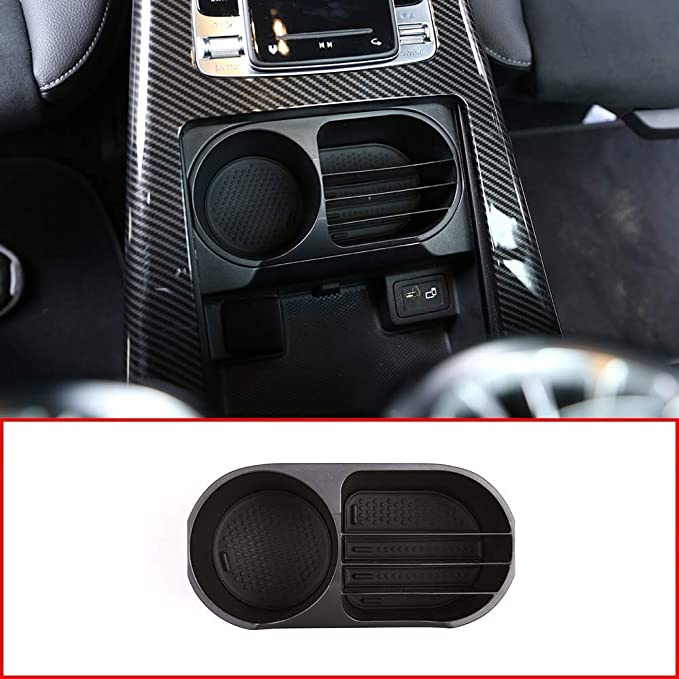 Car Styling ABS Inner Console Gear Shifter Panel Frame Cover Trim For W177 2019