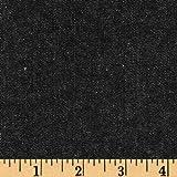 Kaufman Denim 8 oz. Black Washed Fabric By The Yard