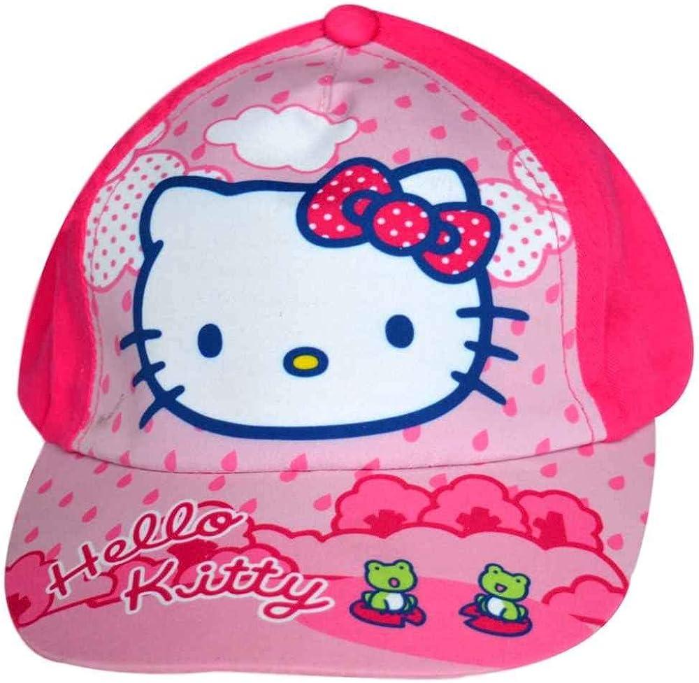 Sanrio Hello Kitty Girls Baseball Hat