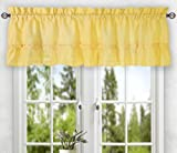 Ellis Curtain Stacey Sheer Tailored Tier Pair