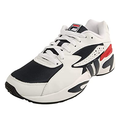 aa4a7bebe9f7 Fila Men Blue   White MINDBLOWER Sneakers  Buy Online at Low Prices in  India - Amazon.in