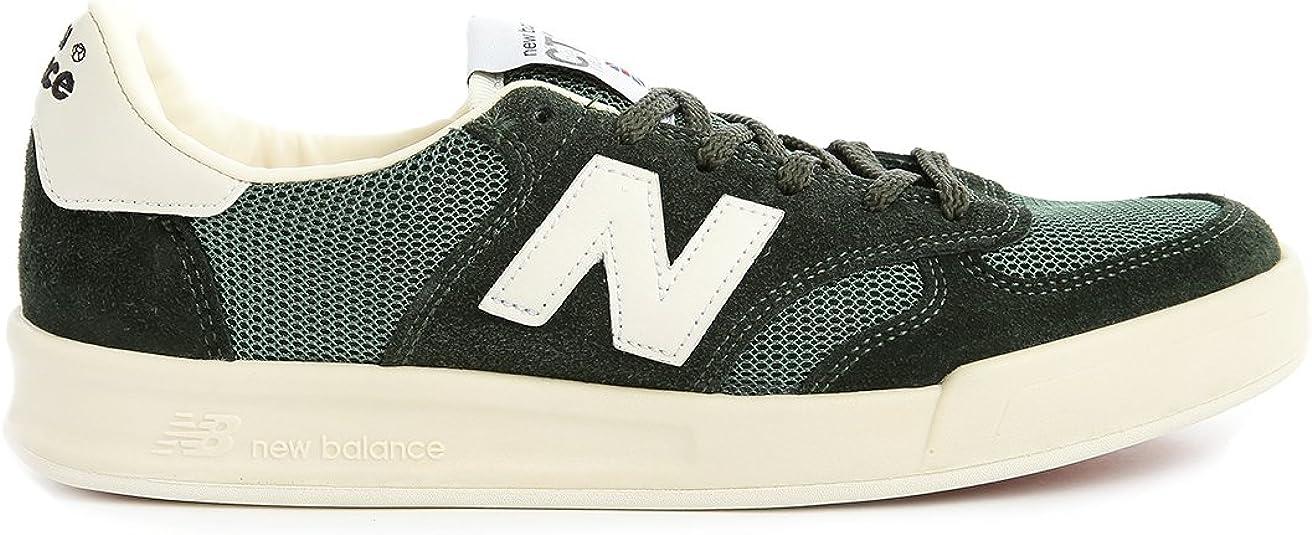 Noveno tanto destilación  New Balance CT300 Low Cut Green & Cream Trainers - 10: Amazon.co.uk: Shoes  & Bags