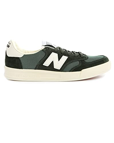 2719592f8d New Balance CT300 Low Cut Green & Cream Trainers - 10: Amazon.co.uk ...