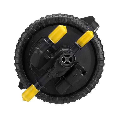 EsportsMJJ Carcasa Del Filtro De Combustible Para Citroen Berlingo Xsara Picasso 206 306 307 2,0 Hdi Negro: Amazon.es: Bricolaje y herramientas