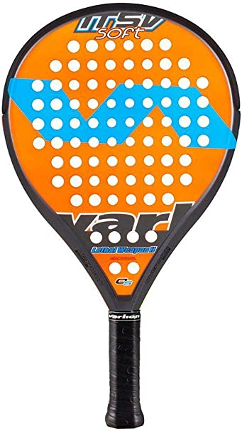 Varlion LW H ITSV Soft - Pala de pádel, Unisex Adulto, Naranja ...