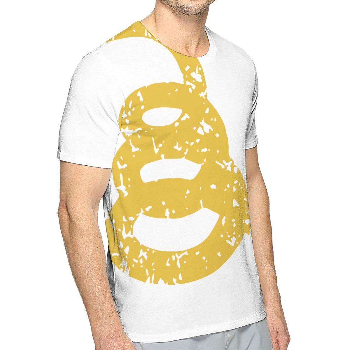 MNKAM Vintage Dont Tread On Me Fan Ultra Cotton Crewneck Vintage Short Sleeve Adult Shirt