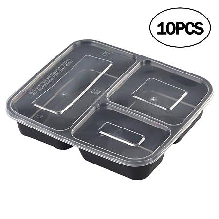 bestonzon recipientes de plástico para alimentos ...