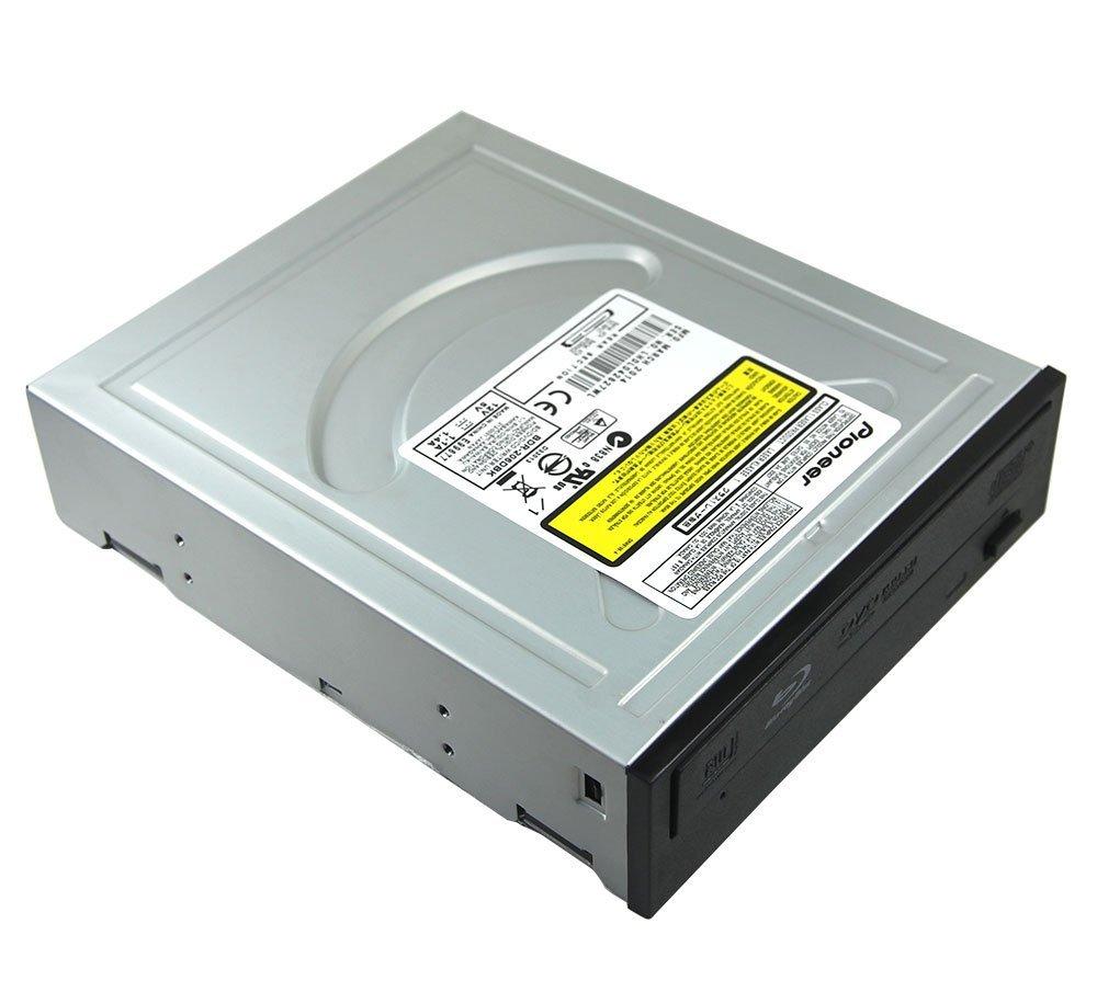 New for Pioneer BDR-206 BDR-206DBK 12X 3D Blu-ray Burner BD-RE DL 4X BDXL 100GB 128GB Bluray 16X DVD RW Writer Desktop Computer SATA Optical Drive