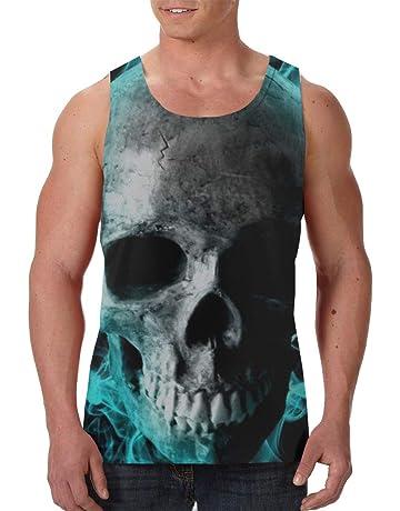 Sweatproof YongColer Men Boys Sleeveless Vest Shirts Summer Sweat Shirt Sportswear