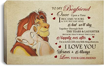 com the lion to my love boyfriend true king quotes sayings