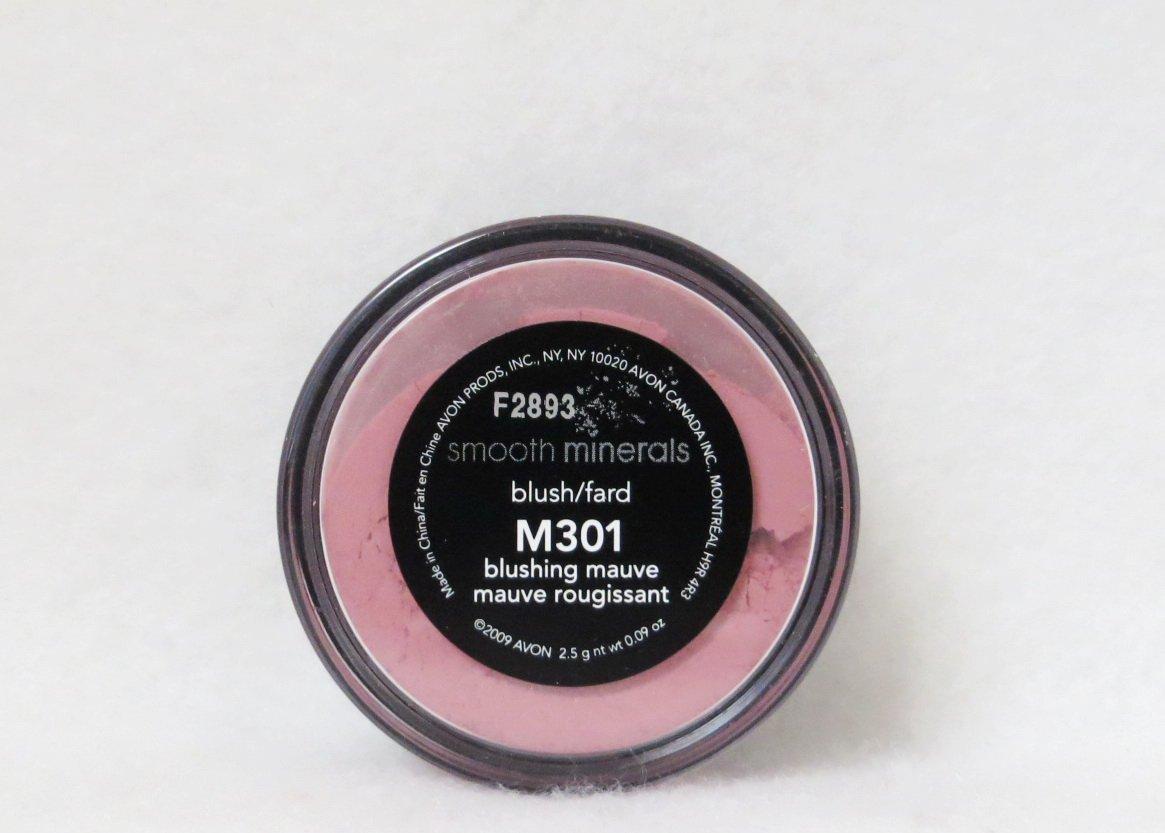 Amazon.com : AVON Smooth Minerals Blush (Blushing Mauve) : Blush ...