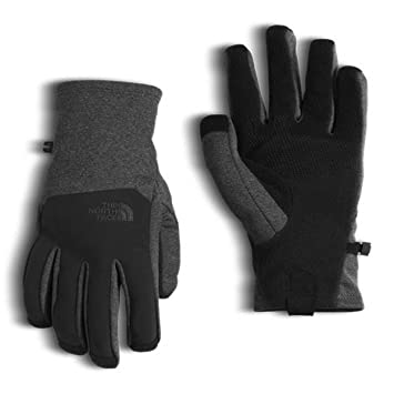 21bc1b0de The North Face Unisex Canyonwall Etip Glove (TNF Black, Large)