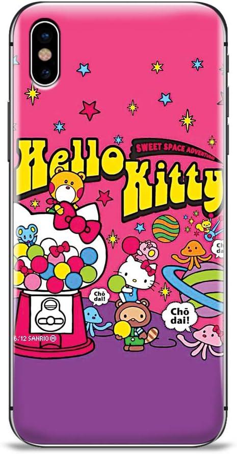 Gspstore Iphone Coque Xs Hello Kitty Dessin Anime Coque De