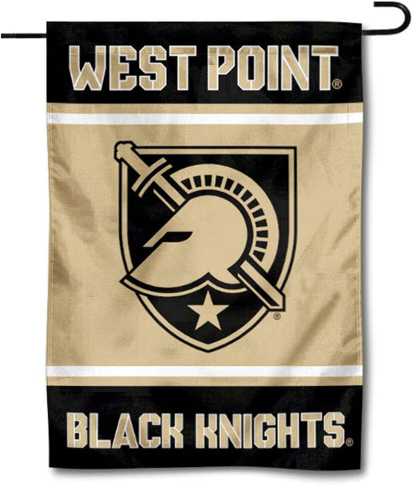 College Flags & Banners Co. Army Black Knights Garden Banner Flag