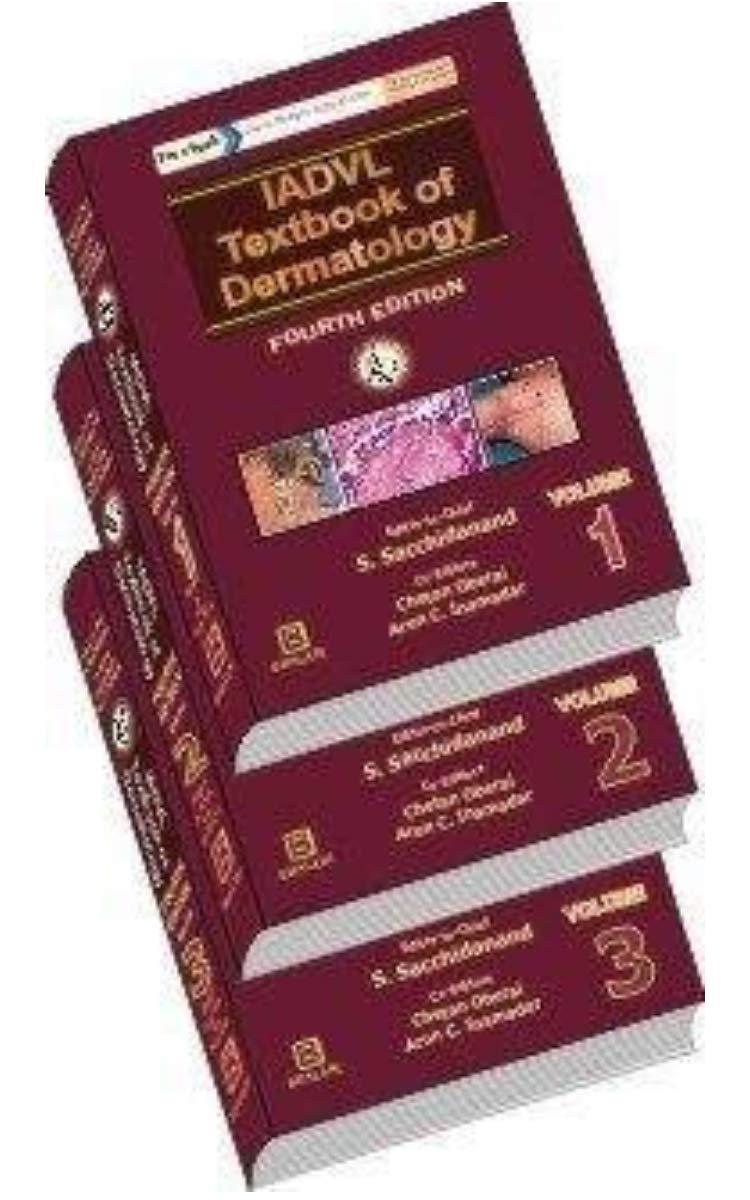 iadvl textbook of dermatology 4th edition