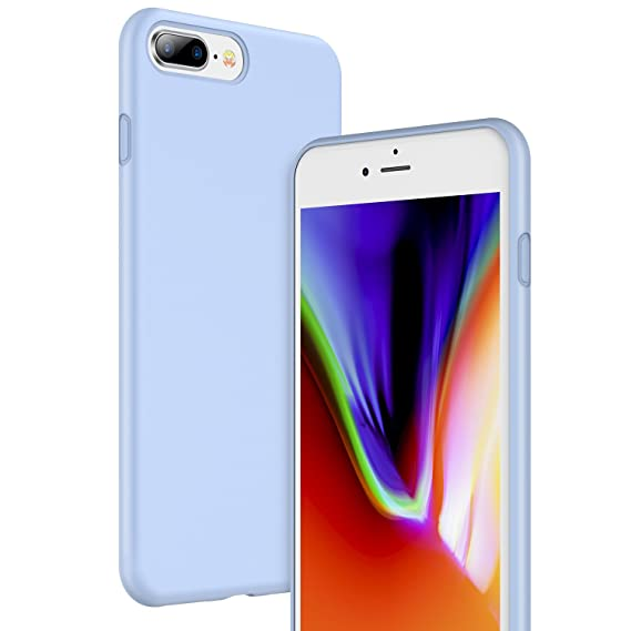 baby blue iphone 7 plus case