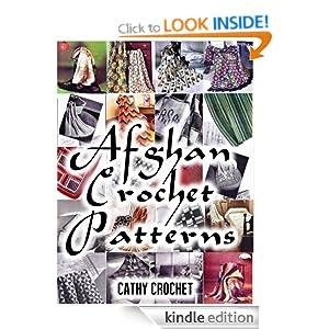 Afghan Crochet Patterns - Twenty Vintage Crochet Patterns for Modern Women Cathy Crochet