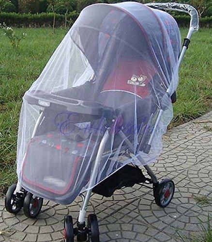 nicebuty niños del bebé carrito Net hilo cortina de ...