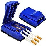 Generic 84mm Manual Triple Cigarette Tube Injector Roller Tobacco Maker Rolling Machine