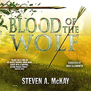 Blood of the Wolf Audiobook