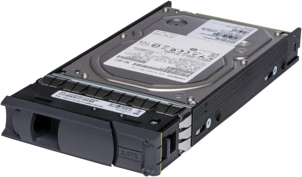 PN NetApp DS4243 with 24 x 2TB 7.2K SATA Hard Drives X306A-R5