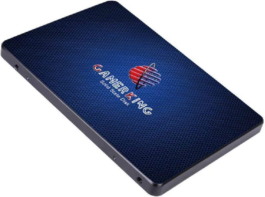 Gamerking SSD 250GB SATAIII 2.5 inch 6Gb/s 7MM Internal Solid State Drive for PC Laptop Desktop Hard Drive SSD(250GB, 2.5-SATA ?)