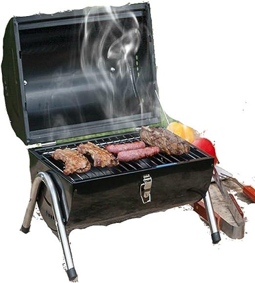 BARBECUE À CHARBON DE TABLE BBQ CLASSICS: : Cuisine