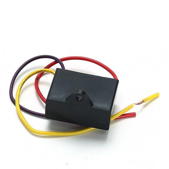 LaDicha Cbb61 1.5 Uf + 2.5 Uf 3 Draht 250Vac Deckenventilator ...