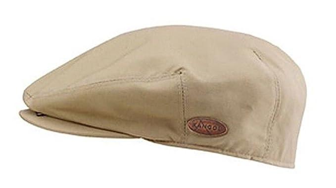 KANGOL CONISTON RAIN HAT CAP  BEIGE  (Large 19367db073a1
