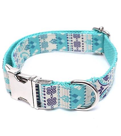 amazon com kedera custom dog collar braided name plated dog