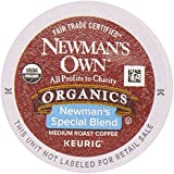 Green Mountain Coffee Newman's Special Blend, Medium Roast,  K-Cup Portion Pack for Keurig K-Cup Brewers, 24-Count