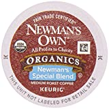 Green Mountain Coffee Newman's Special Blend, Medium Roast,  K-Cup Portion Pack for Keurig K-Cup Brewers, 24-Count (Packaging may vary)