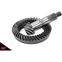 THICK 4.56 RING AND PINION /& MASTER BEARING INSTALL KITCOMPATIBLE WITH COMPATIBLE WITH GM 14 BOLT 10.5