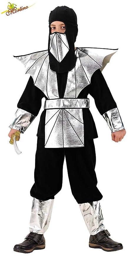 Mortino Ninja Araña T-6 Años: Amazon.es: Juguetes y juegos