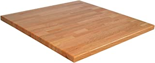 "product image for John Boos Blended Oak Butcher Block Countertop - 1-1/2"" Thick, 30"" L x 25"" W, Natural Oil"