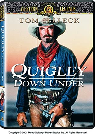 cce10ec41e2e6 Amazon.com  Quigley Down Under  Tom Selleck